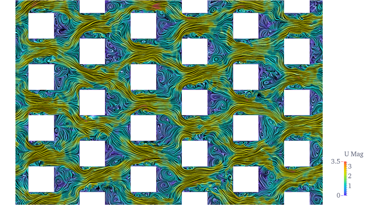 Streamlines  (c) X. Chu (ITLR)