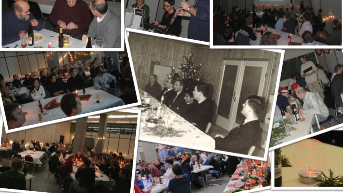 Weihnachtsfeiern am ITLR  (c)