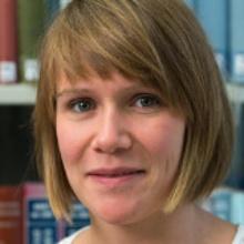 This picture showsJulia Schweikert
